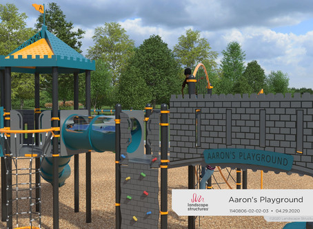 Official Playground Designs Revealed!