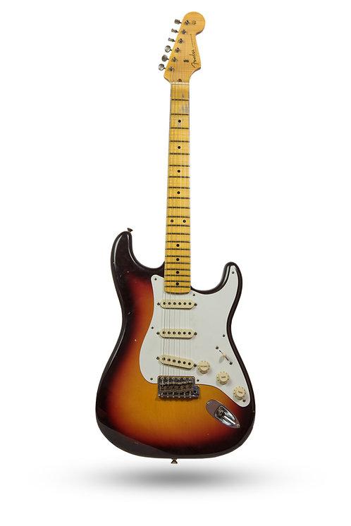 New 2018 Fender Custom Shop '58 Stratocaster Sunburst