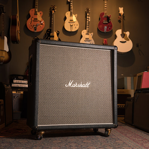 "1970's Marshall JMP 1982B 4x12"" Straight Cabinet"