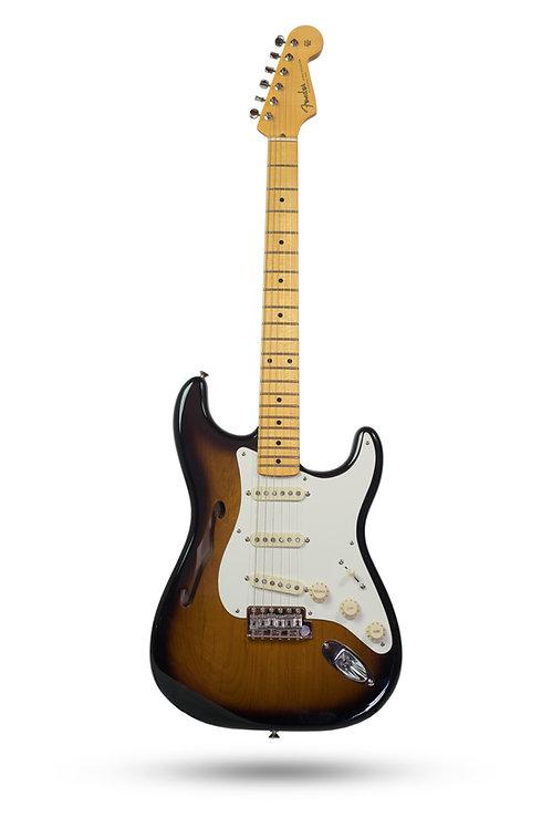 New Fender Eric Johnson Thinline Stratocaster