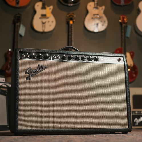 "New Fender '64 Custom Deluxe Reverb ""Handwired"""
