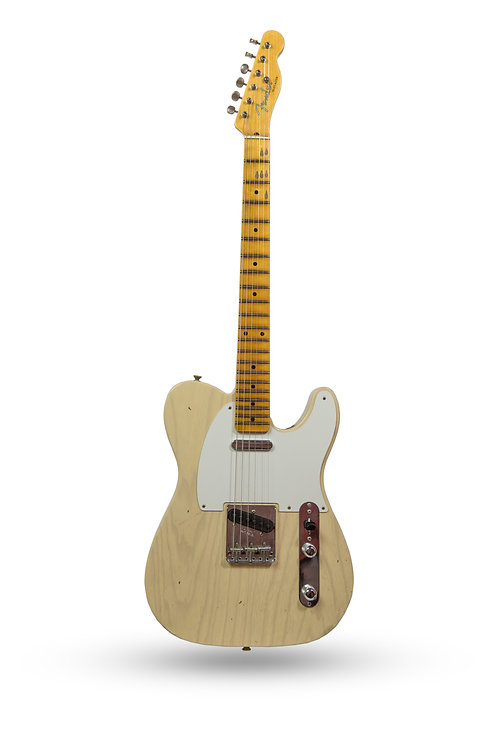 New 2018 Fender Custom Shop '55 Telecaster Blond