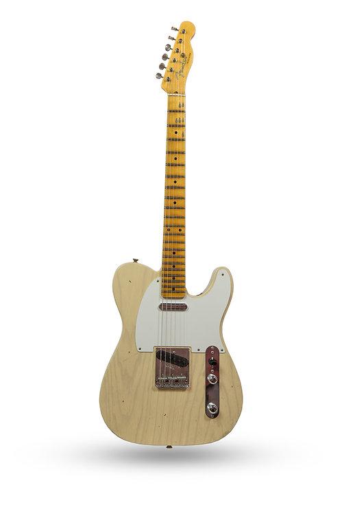 New 2018 Fender Custom Shop '55 Telecaster Blond