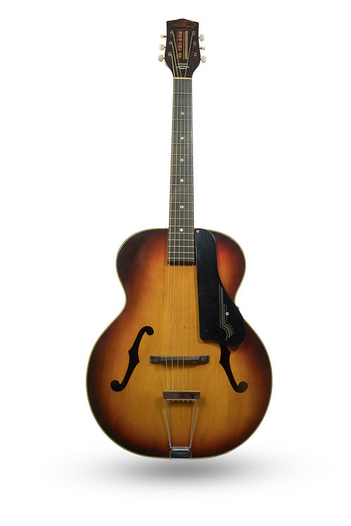 1960's Harmony H954 Broadway Archtop