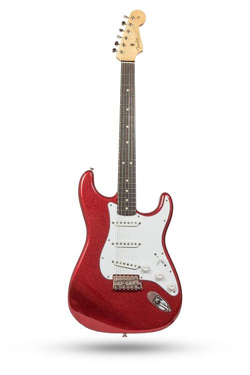 New Fender Custom Shop '63 Stratocaster NOS Red Sparkle