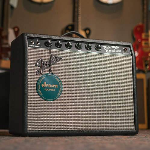 New Fender '65 Princeton Reverb