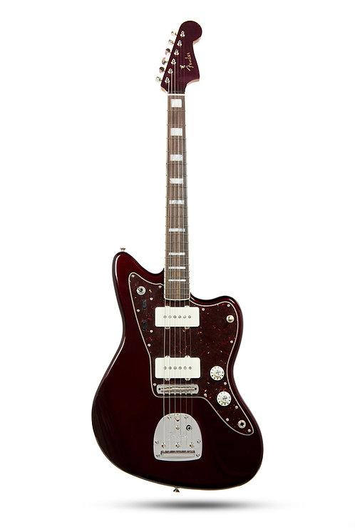 New Fender Troy Van Leeuwen Signature Jazzmaster Oxblood