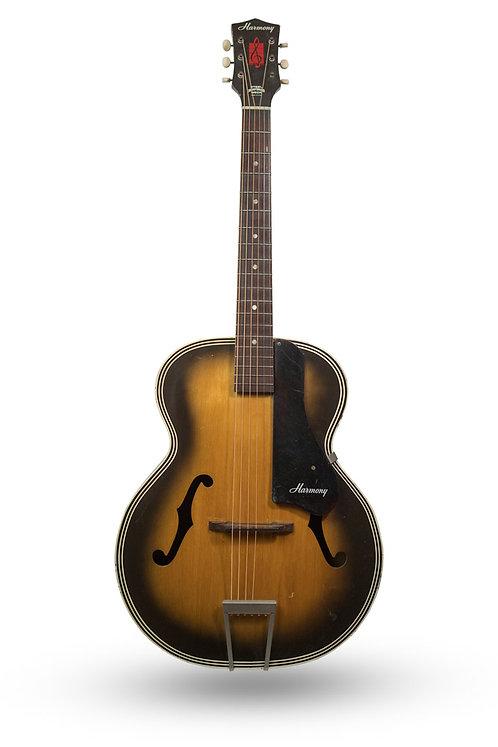 1960's Harmony H1213 Archtone Archtop