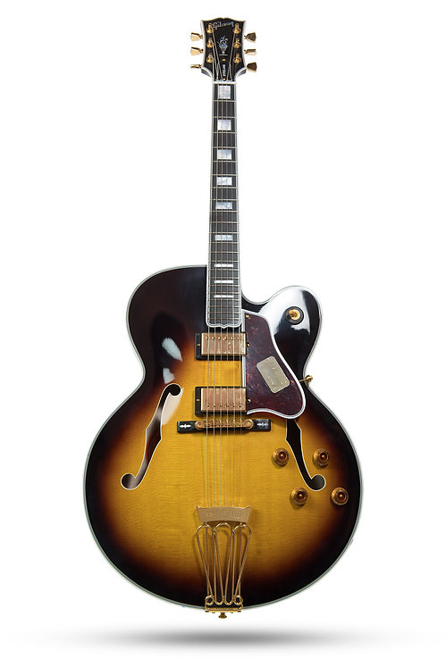 New 2014 Gibson Custom Shop Byrdland Vintage Sunburst