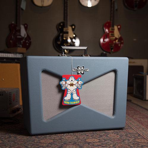 New Fender Vaporizer Amp Slate Blue