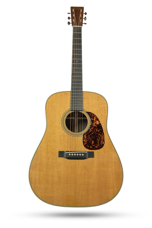 "New Martin D-28 ""Promo"" Custom Shop"