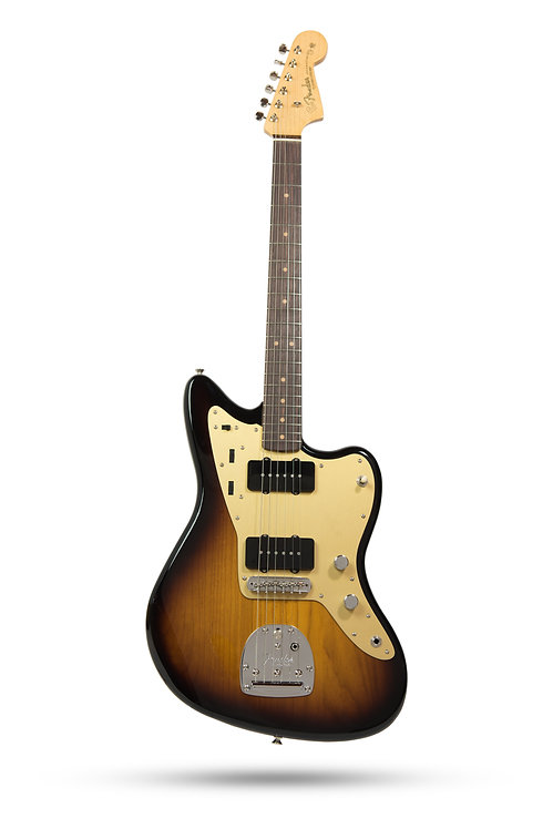 New 2018 Fender 60th Anniversary 58' Jazzmaster Sunburst