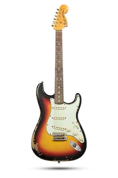 New Fender Custom Shop '68 Stratocaster Relic Michael Landau Signature