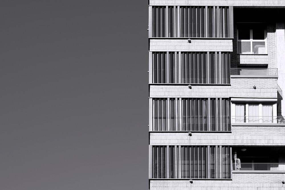 Rehabilitación Fachada Torre podavines Carlos I