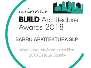 Most Innovative Architecture Firm 2018 - Basque Country