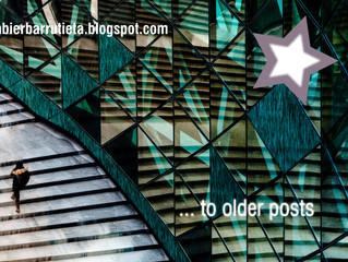 >>> to older Blog posts