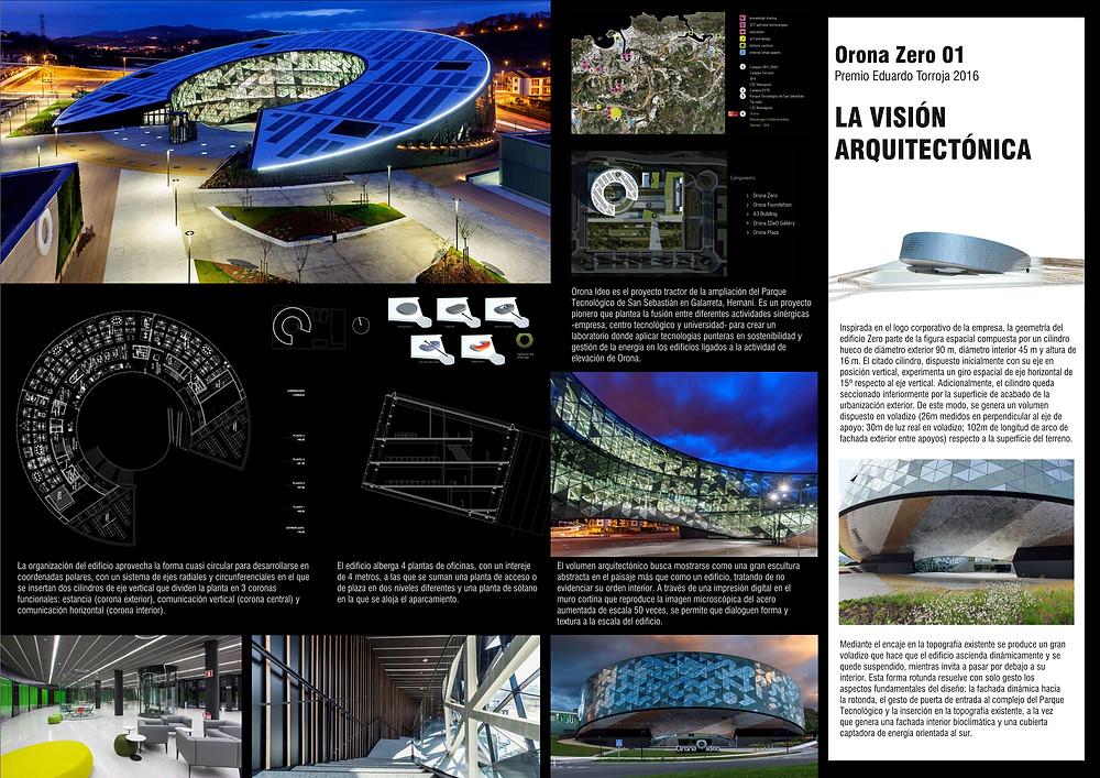 Diseño Orona Zero
