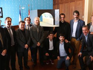 MiramART nuestro nuevo proyecto ARTE + ARQUITECTURA + TECNOLOGIA + CIUDAD