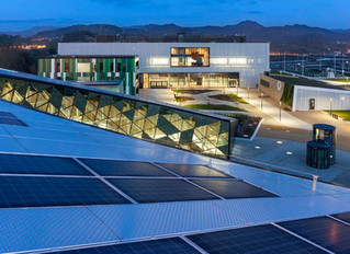 Shortlisted for the Green Building Solution Awards 2015!