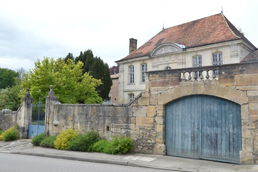 Chateau main view