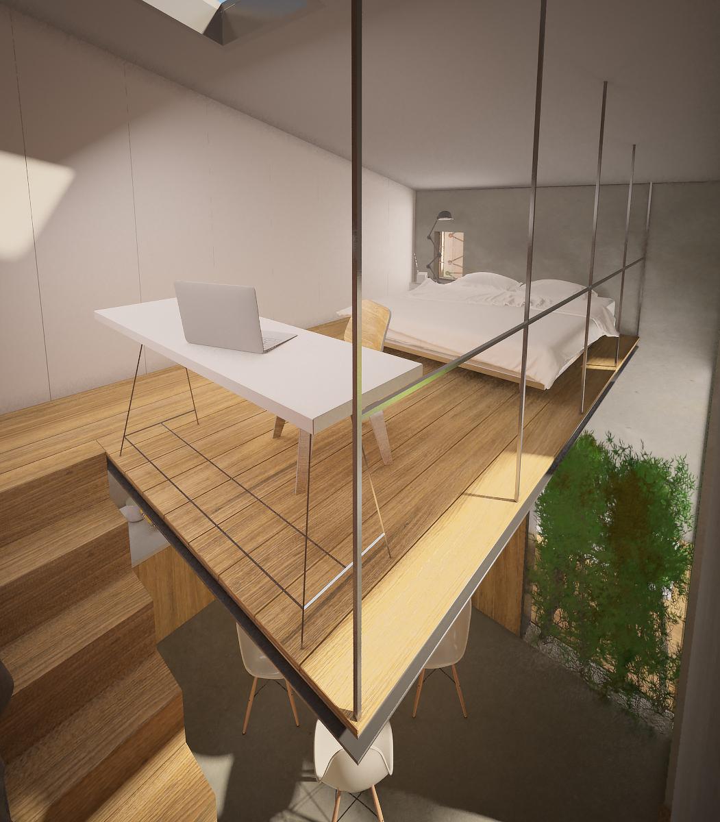 Bedroom / Mezzanine