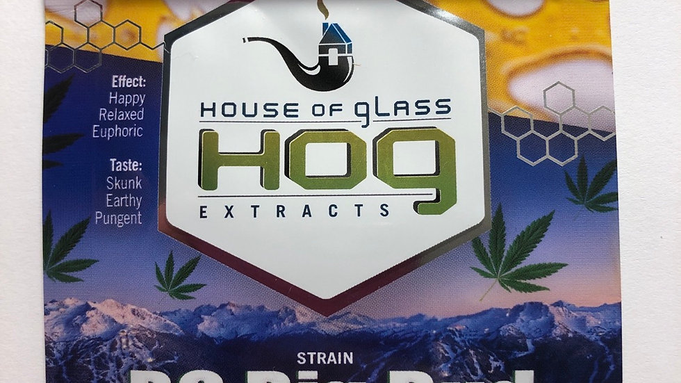 HOG BC Big Bud