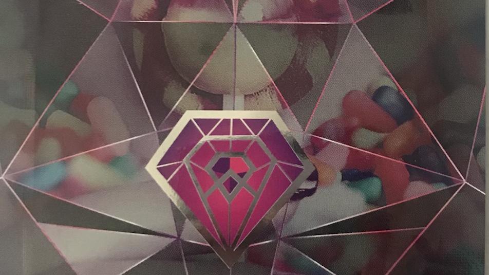Diamond ~ Purple Candy