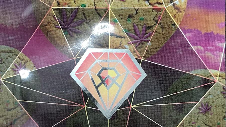 Diamond ~ Pink Cookies