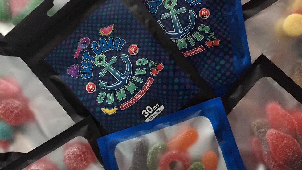 East Coast Gummies