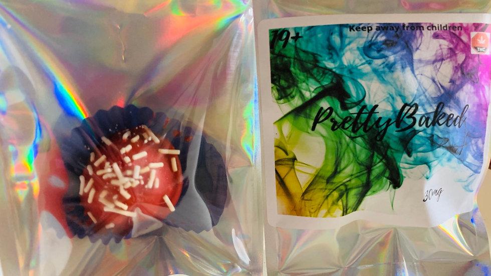 Pretty Baked Cake Pops 30MG (Red Velvet)