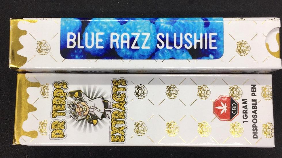 Dr Terps Vape Pen (CBD Only) - Blue Razz Slushie