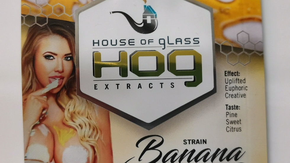 HOG Banana Cream Og