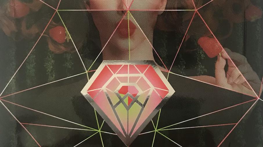 Diamond ~ Strawberry Fields
