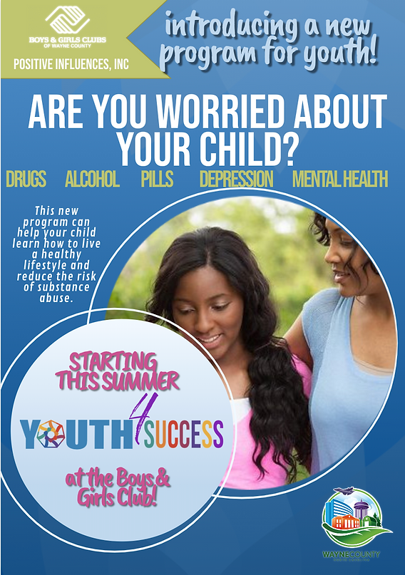 Youth4Success Flyer