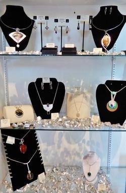 Sterling and Semi precious stones