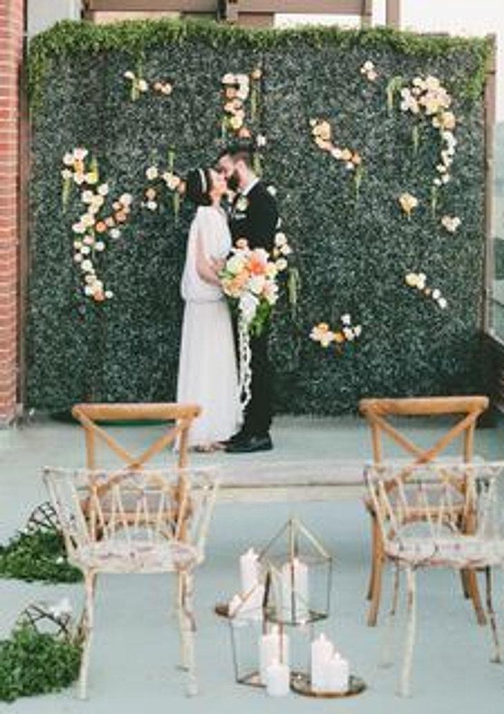 muro verde para boda jardin vertical renta de plantas para boda verdi impiant