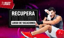 RECUPERA TU RITMO LUEGO DE VACACIONES