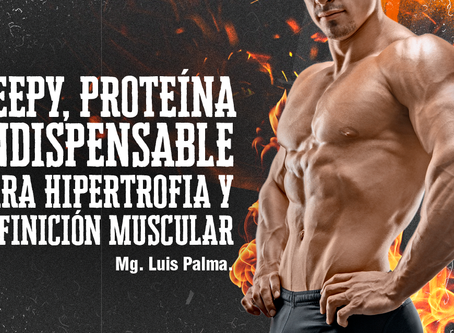 BEEPHY, proteína indispensable para hipertrofia yendefinición muscular