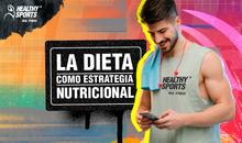 LA DIETA COMO ESTRATEGIA NUTRICIONAL