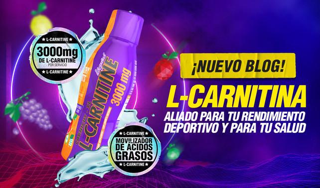 L-Carnitina, aliado para tu rendimiento deportivo y para tu salud