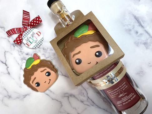 Wine Bottle Cookie Add-ons