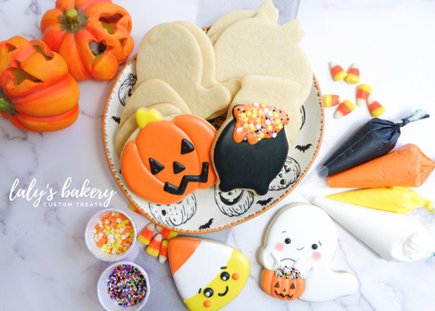 Decorate your own cookie kits