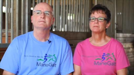 ManeGait | ManeGait is Family