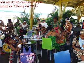 Carnaval 2017 - Sortie à la clinique de Choisy