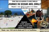 Journée de rencontre du Sessad aux écuries de la Coulisse