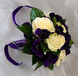 Hääkimppu 90e (ruusu,anemone)