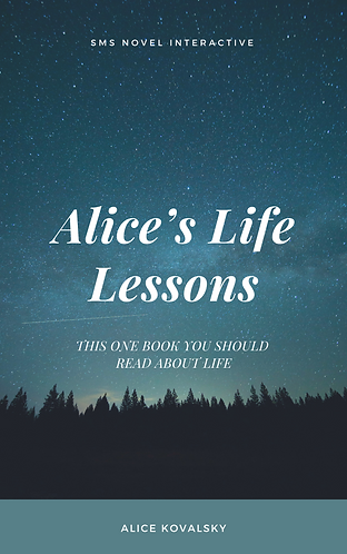 Alice's Life Lessons: This One Book You Should Read About Life (e-book)