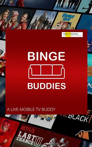 Binge Buddy: Mobile TV Buddy