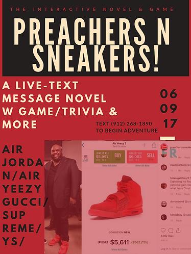 Preachers N Sneakers (Novel & Game)