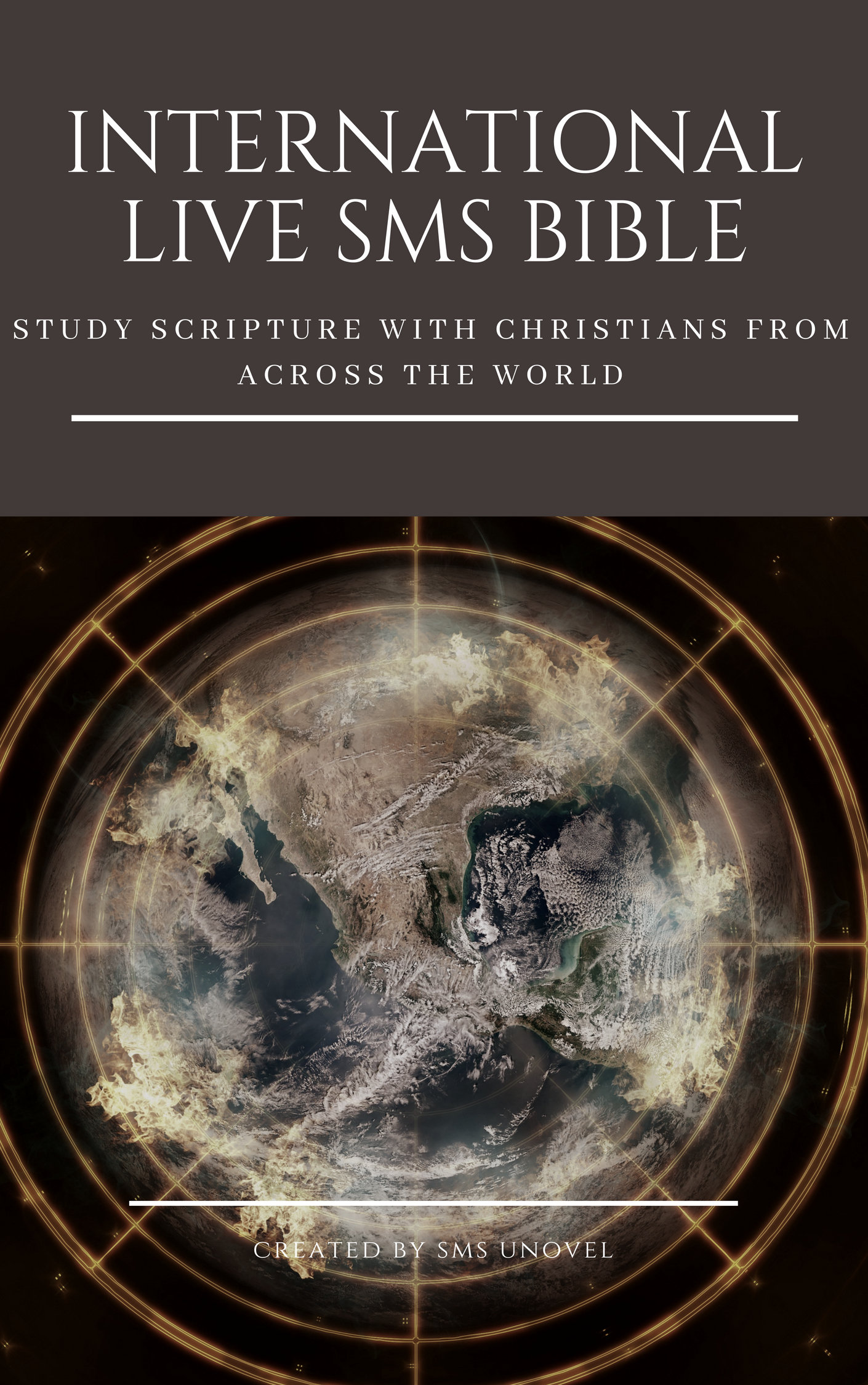 International Live SMS Bible With Foreign Study Partner